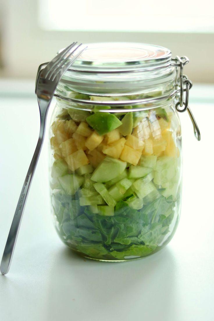 Smoothie Salad - paleo low carb keto healthy