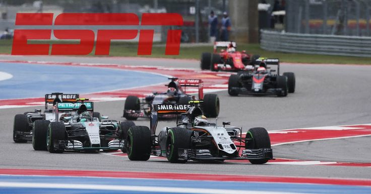 ESPN Secures F1 Broadcasting Rights In The U.S. #F1 #Motorsport