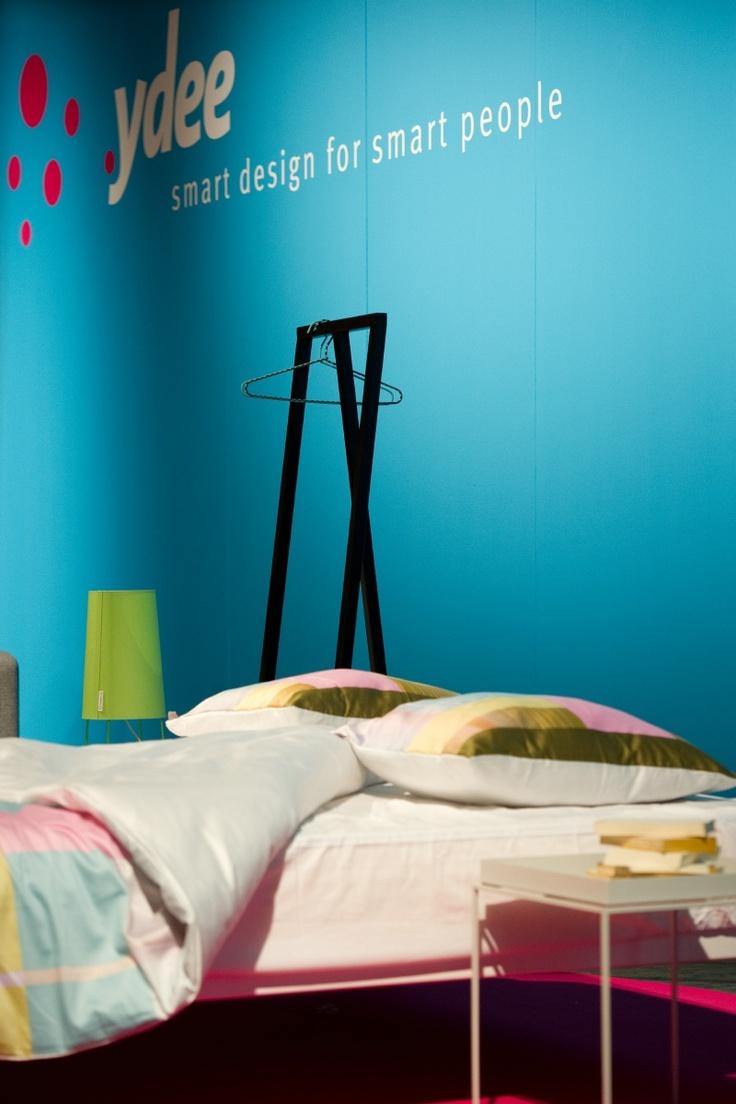 Hay loop bed & Scholten linen