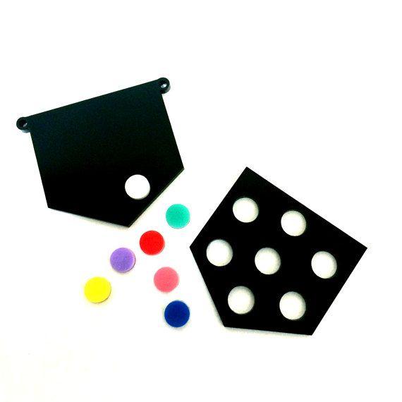 1 DIY Pendant Kit  Disco Dots by CraftyCutsLaser on Etsy, $8.00 #craftycutslaser #lasercut