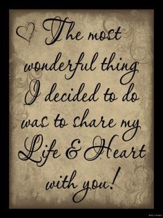 wedding love quotes - Google Search