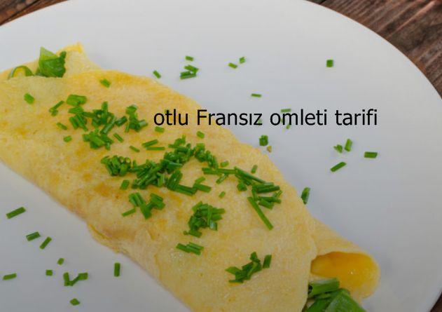 Omlet kahvaltı sofralarının vazgeçilmezi. Peki, omleti Fransız usulü yapmaya ne dersiniz? Otlu Fransız omleti hem lezzetiyle hem de maydanoz, kişniş ve fesleğenin eşsiz aroması ile muhteşem bir lezzet. Mutlaka denemelisiniz.