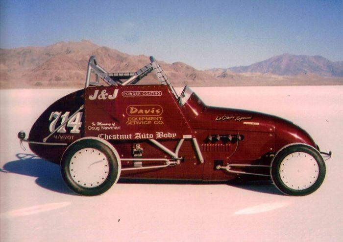 King midget race car