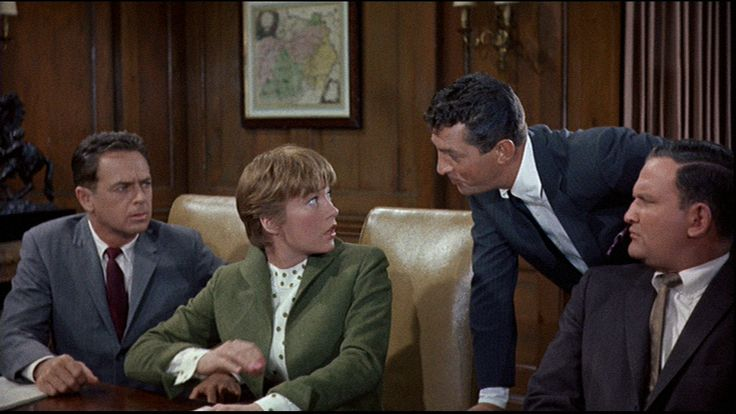 All in a Night's Work (1961) Director: Joseph Anthony, Shirley MacLaine,  Cliff Robertson, Dean Martin