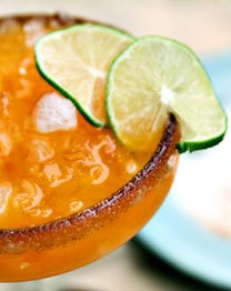 PERSIMMON MARGARITA Visit Sauza® for the full recipe. Drink ...