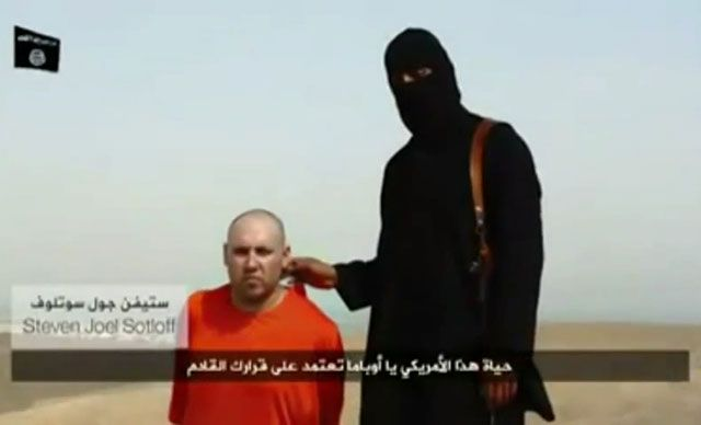 """Sources Suggesting """"Jihadist'  is a London-born Fanatic called John -- """"...British extremists fighting across Iraq and Syria were among the most """"vicious and callous"""" killers in the region.....The beheading of Mr Foley at the hands of a British jihadist suggests militants from the UK are no longer merely foot soldiers within Isil, but have worked their way up to senior positions within the organisation."""""""
