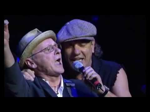 "AC/DC - Brian Johnson e Billy Mitchell - ""Geordie's Lost His Liggie"" (Geordie) - 2006 - YouTube"