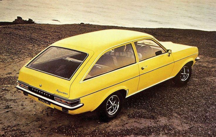 1975 Vauxhall Magnum Estate