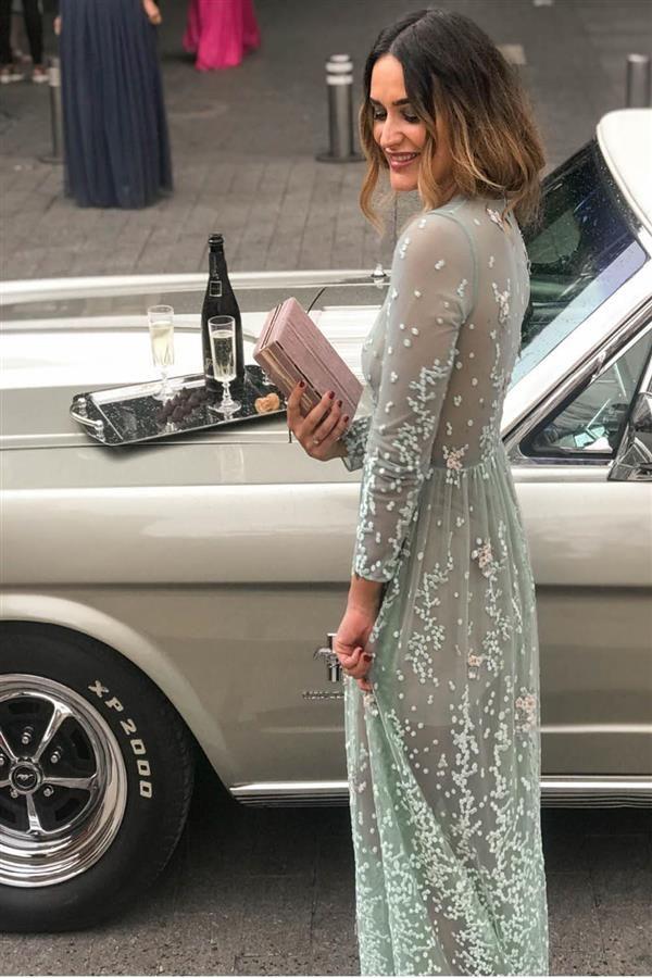 d65e24c552 5 looks para ser la invitada perfecta en una boda INVITADA SOFISTICADA  Jenny tiene un estilo