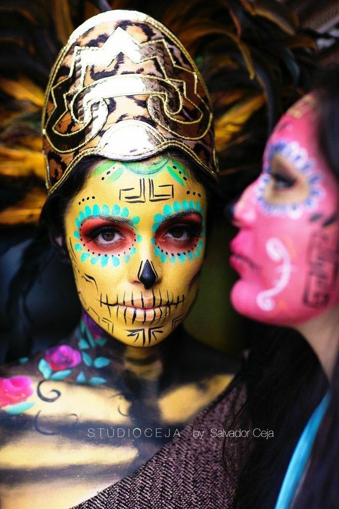 2013 DAY OF THE DEAD / AZTEC / FIESTA EN EL PUEBLO :