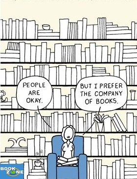 What do you prefer book lovers?