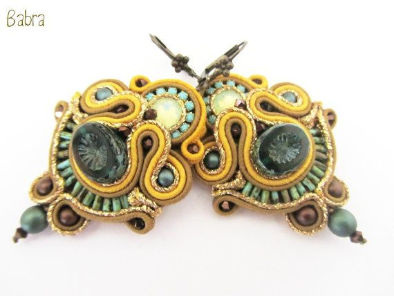 SOUTACHE KIT  Soutache Embroidery Soutache by IndividualBeads, $39.00
