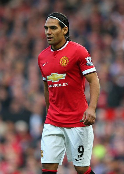 Radamel Falcao Photos: Manchester United v Queens Park Rangers - Premier League