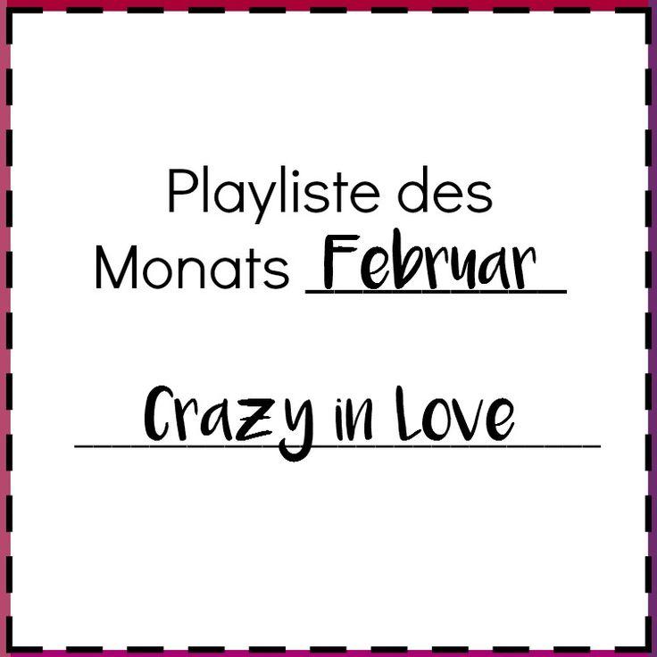 Der Monat der Liebe - der Februar - erreicht bald seinen Höhepunkt den Valentinestag. Hier ist eine wilde Playliste mit den schönsten Lovesongs zum tanzen und mitsingen. Crazy in Love