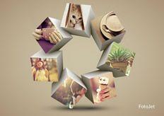 Criador de Colagem Online - Criar uma Colagem de Fotos Gratuitamente | FotoJet