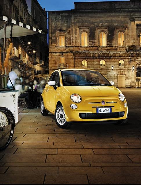 Fiat 500 2013 by Fiatontheweb, via Flickr