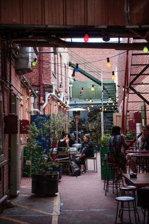 Gourmania - The Brunswick Hotel - beer alley - Hobart tourism - Things to do in Tasmania.jpg