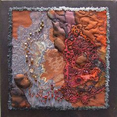 The Studio Blog - Helen Suzanne: Textile Art
