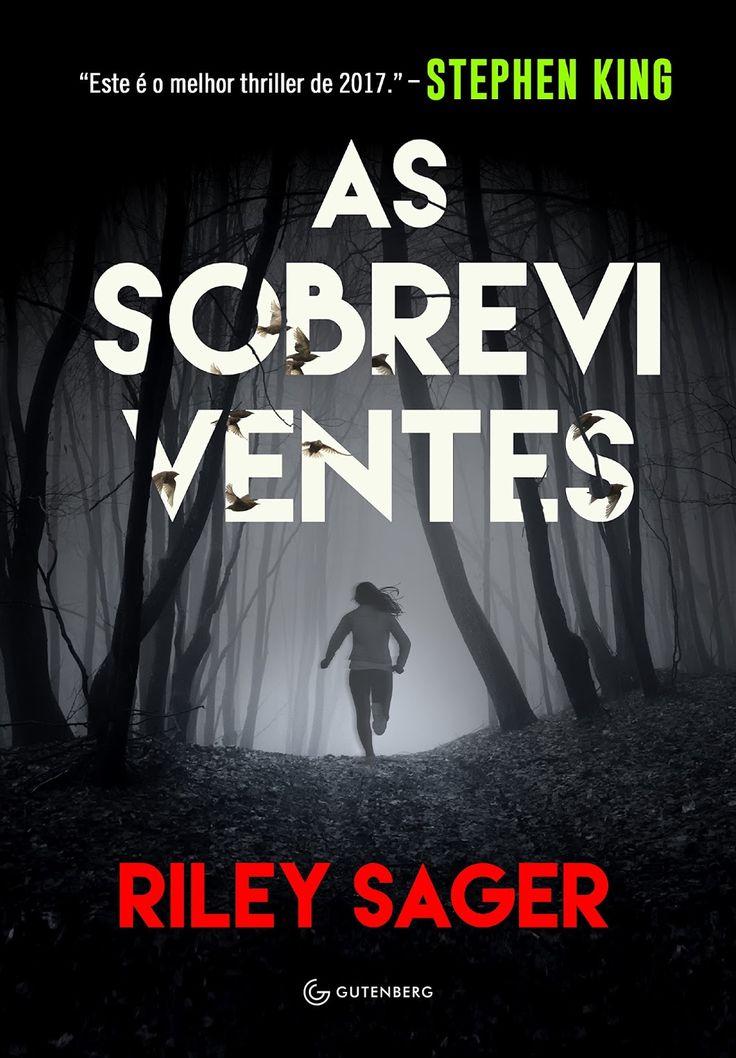 Divulgando | As Sobreviventes, de Riley Sager - Cantinho da Leitura