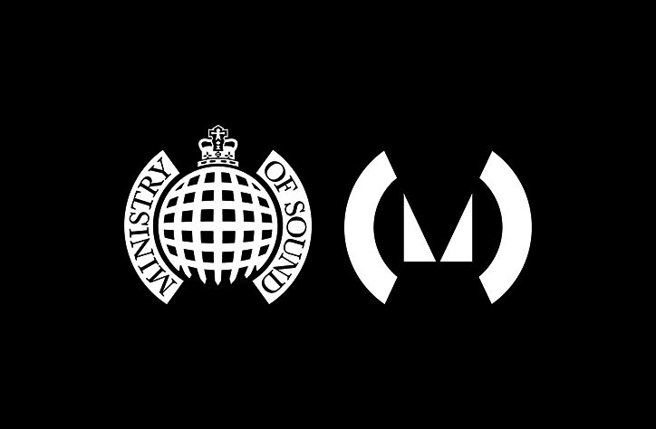 Ministry of Sound logos
