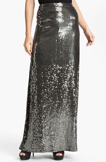 MICHAEL Michael Kors Sequin Maxi Skirt available at #Nordstrom: Holiday, Sequin Skirt, Kors Sequin, Michael Kors, Sequin Maxi Skirts, Matching Sequins, Simply Skirts, Maxi Dresses Skirts