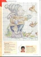 Gallery.ru / Фото #7 - The world of cross stitching 183 + приложение Christmas card - Chispitas