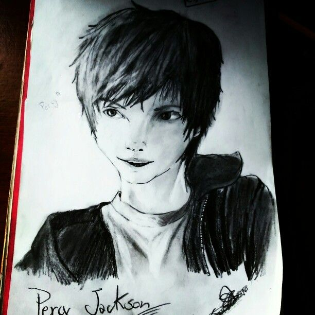 Percy Jackson :3