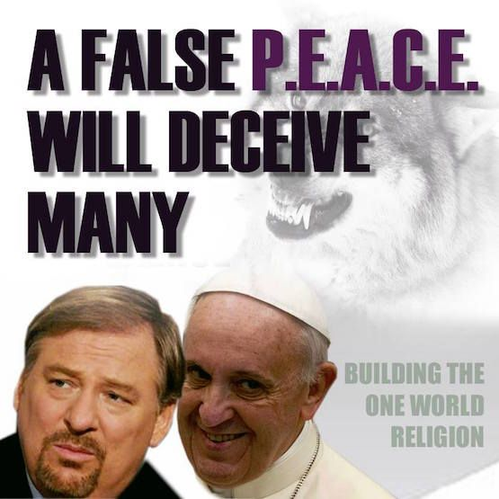 The Purpose Driven lie, its social gospel, interfaith spiritual pluralism, repentance-free gospel, and psychologized soothsaying replaced biblical exposition.