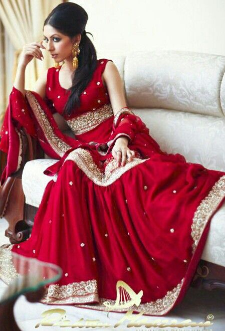 Beautiful red colour....