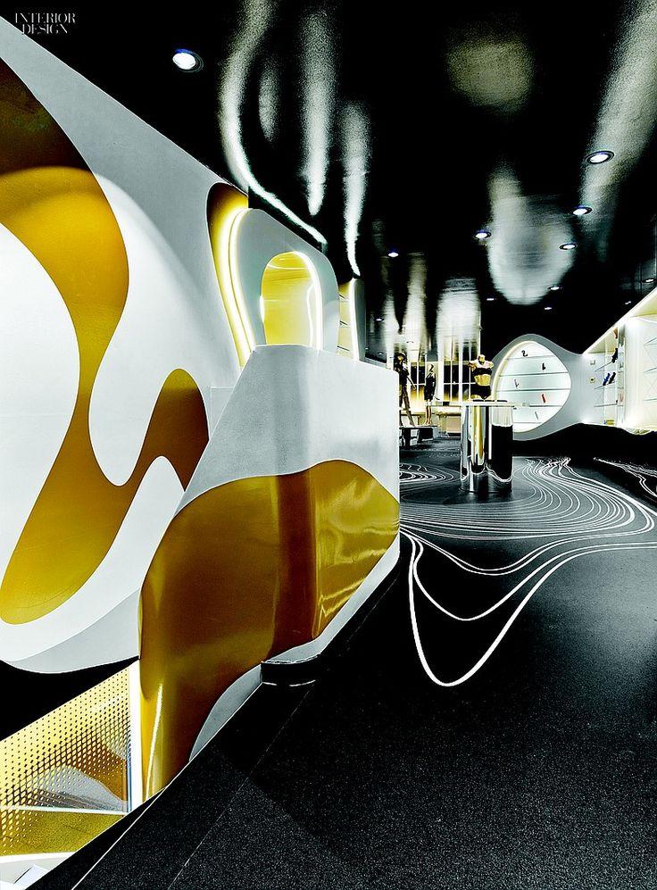 German Engineering: Fun Factory by Karim Rashid   Projects   Interior Design