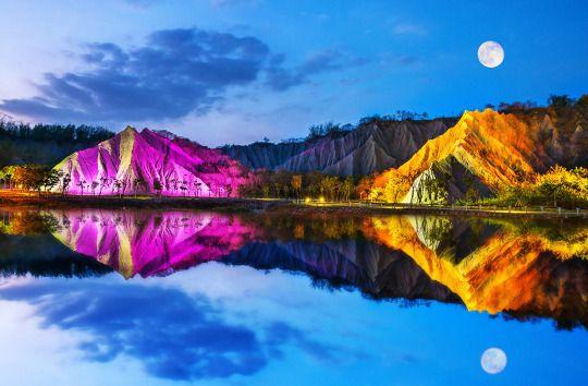 【驚奇景點】全台四大月世界,世界級景觀的月球漫步照! - Yahoo奇摩旅遊