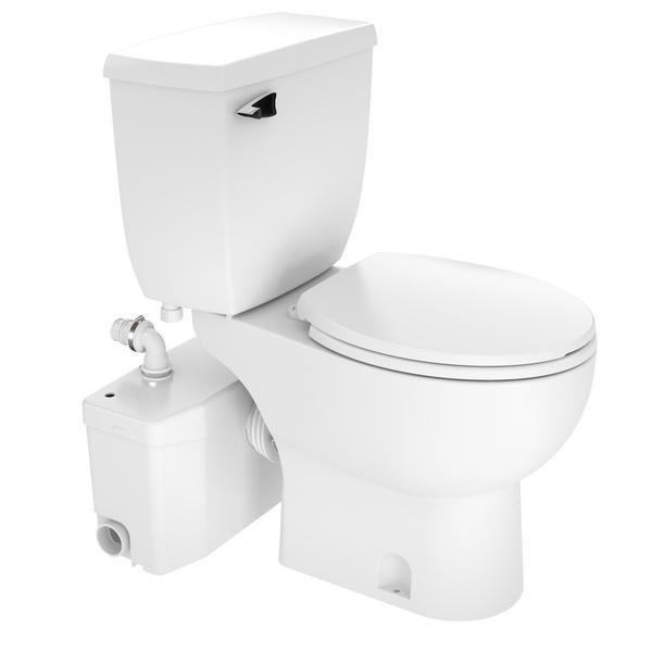 Upflush Toilet - SaniPLUS: Upflush Toilet Kit