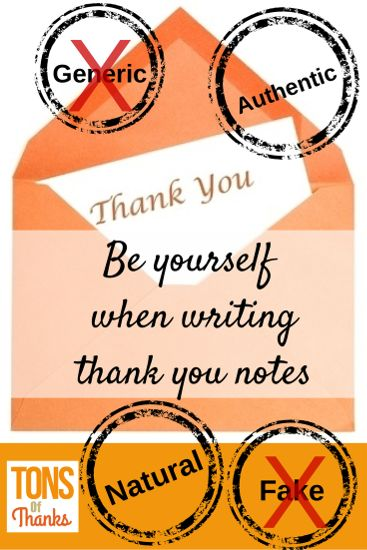 Best Thank You Note Writing Tips And Advice Images On