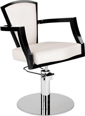 King Lux Styling Chair Classic salon design #Salonideas