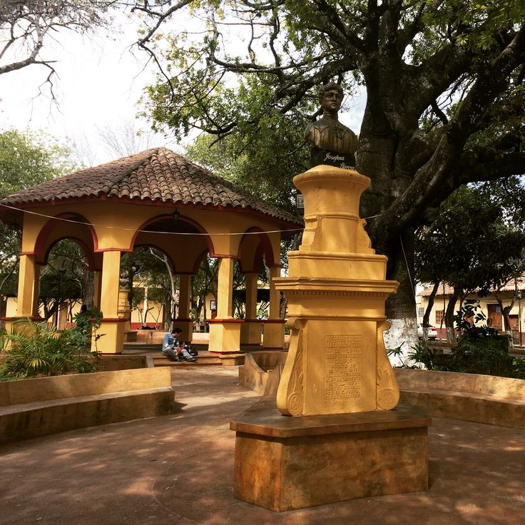 Parque de San Sebastián #Comitan #Chiapas #PuebloMagico