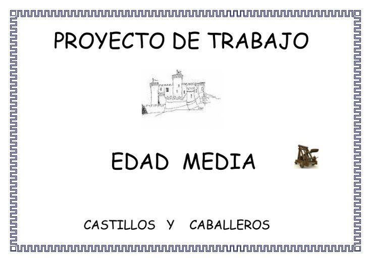 .slideshare.proyecto-edad-media-para-infantil