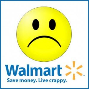walmart destroying small communities Wal-mart centered on small-towns first, and then tried to move to large cities   destroys small-town competitors, the local chambers of commerce endorsed wal- .