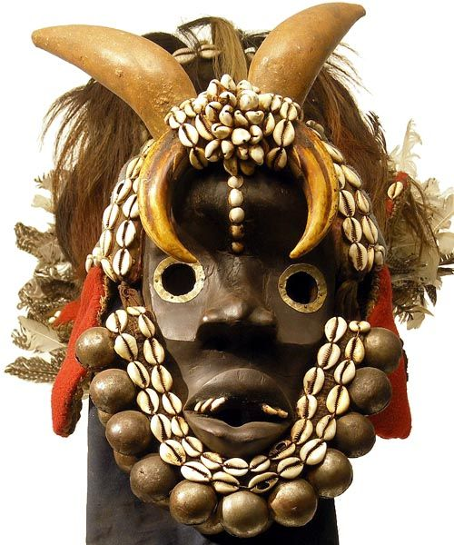 Africa | Dan Mask, ca mid 20th century