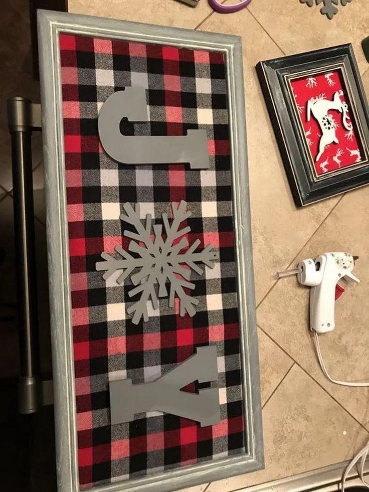 19 + DIY Weihnachtsdekor Ideen können Ihnen helfen, Geld zu sparen #Weihnachten #diychristmas ย … – christmas decor ideas