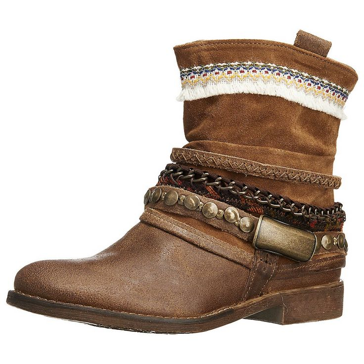 Unser MUST HAVE des Tages - heute: BULLBOXER Stiefeletten ...