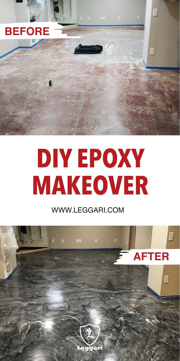 Epoxy Floor Kit