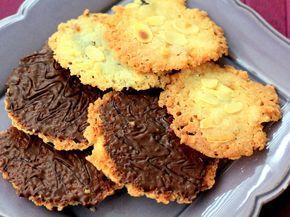 Receta de Galletas Florentinas | Cocina Para Emancipados