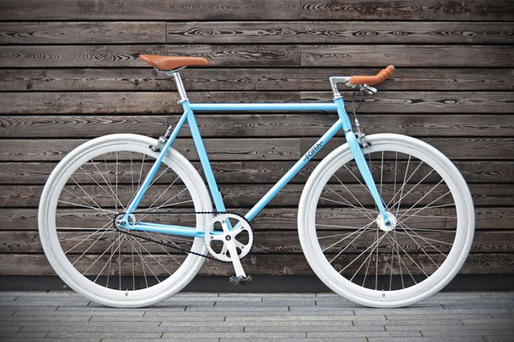 Santa Fixie. Koop een Foffa Bike Azure fixie en single speed