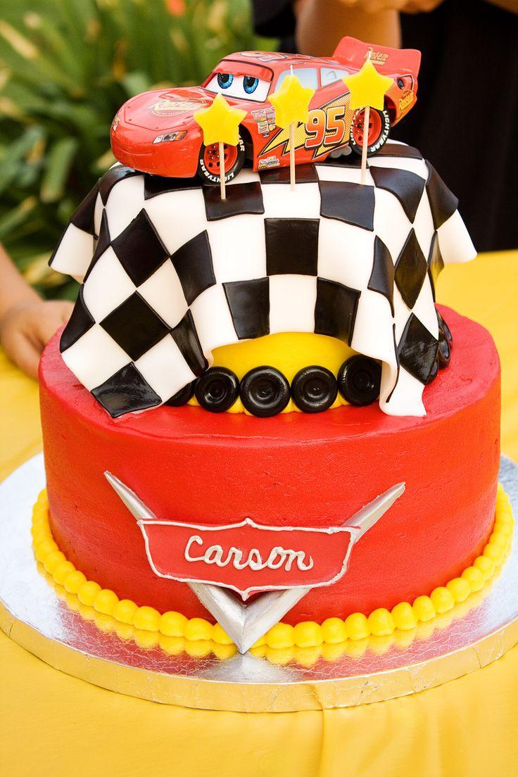 Best 25 Car birthday cakes ideas on Pinterest Race car cakes
