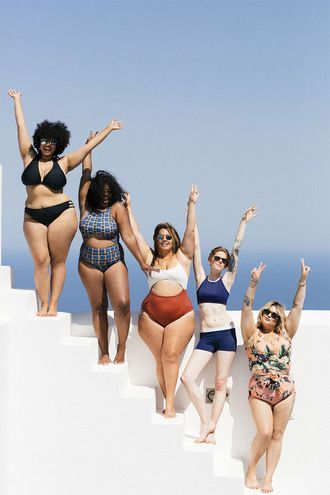 Beach Bikini Babes Summer Time Beach Wear