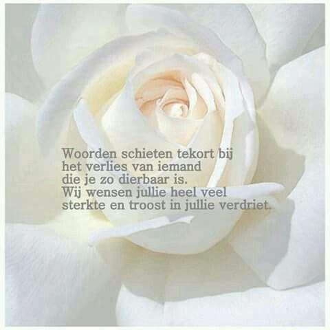 Voorkeur 23 best Condoleanceteksten images on Pinterest | Quote, Dating and  DK03