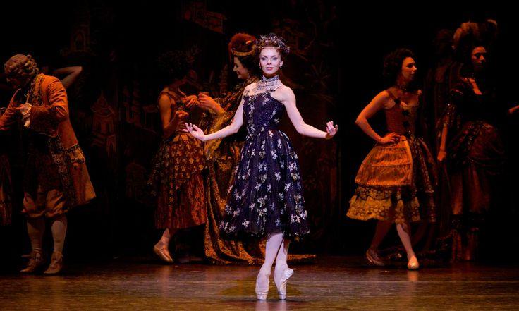 Natalia Osipova dances Manon for Royal Ballet – in pictures