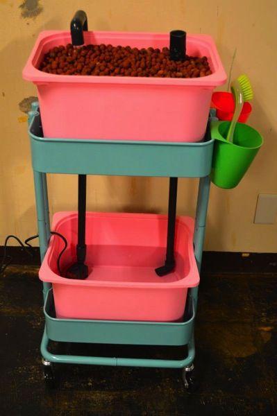 自作栽培キットの部品はIKEAで探そう。手軽な値段かつオシャレなアイデアの宝庫 | おうち菜園