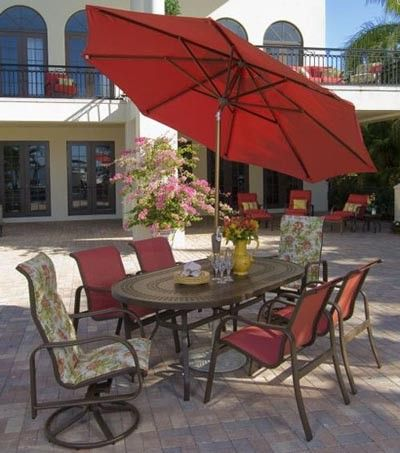 Sonata® Sling Outdoor Patio Furniture Set. By Windward Design Group A  Family Owned And
