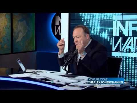 Alex Jones : How WW3 Could Play Out America & NATO vs Russia & 'BRICS' N...